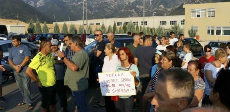 Danas građanski prosvjed ispred odlagališta na Uborku