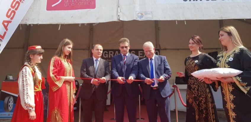U Gračanici otvoren 9. međunarodni sajam poduzetništva i obrta 'Grapos Expo'