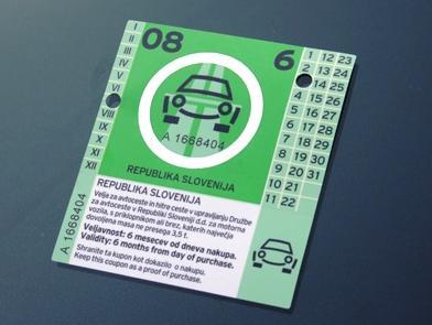 Slovenija: Viša cijena cestarina za kombi vozila
