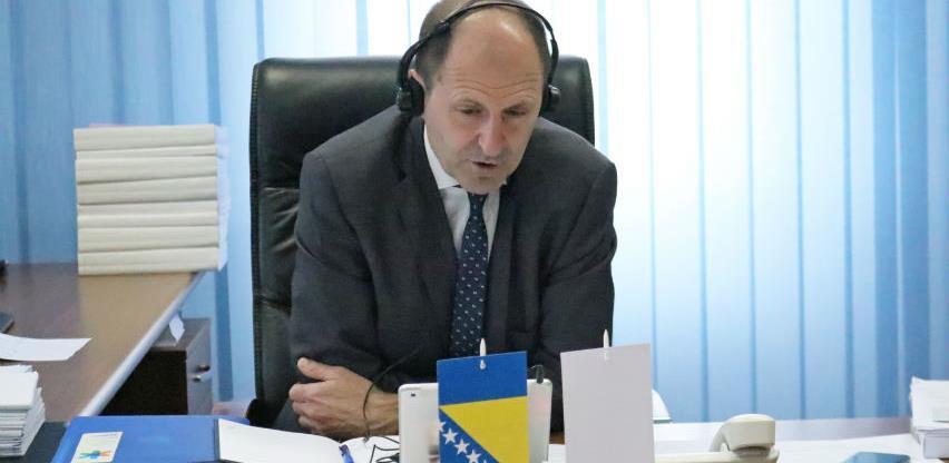 Premijer Nenadić i ambasador Field: Najavljena podrška KS u jačanju institucija