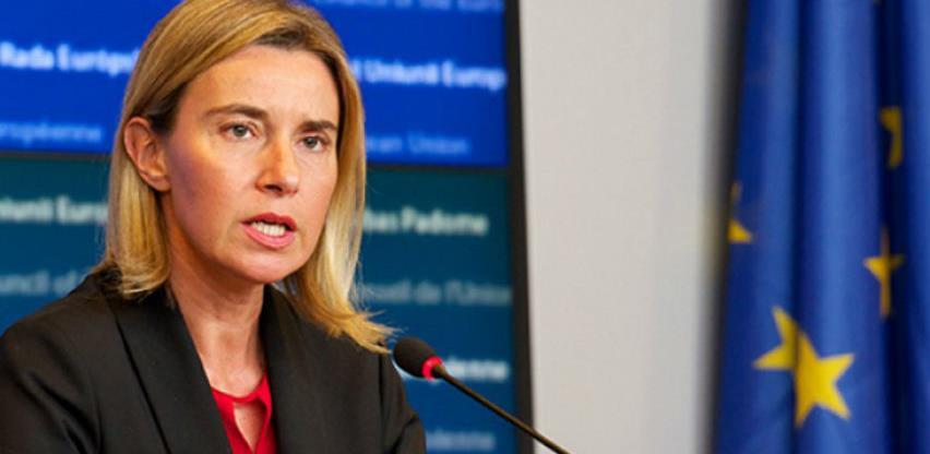 Mogherini: EU predana demokratiji kao temeljnom pravu svakog ljudskog bića