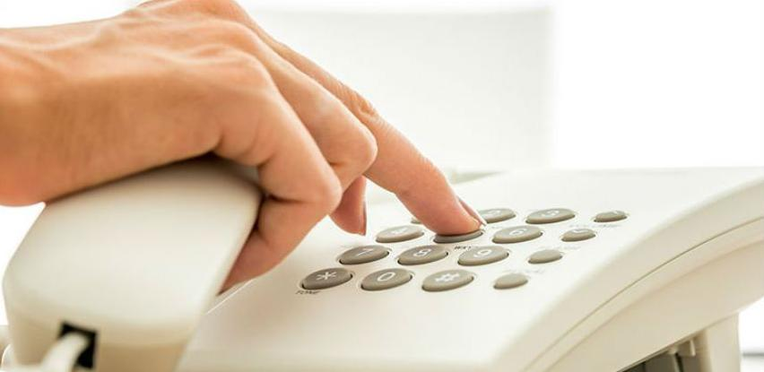 Od 1. oktobra novi način pozivanja u fiksnoj telefonskoj mreži BiH