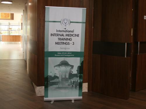 Počela trodnevna konferencija o internoj medicinu u Kongresnom centru Terme