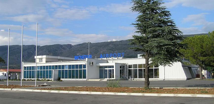Od maja avionom iz Mostara u Zagreb