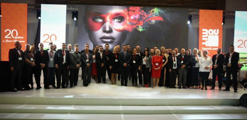 Baumit proslavio 20 godina uspješnog poslovanja u BiH