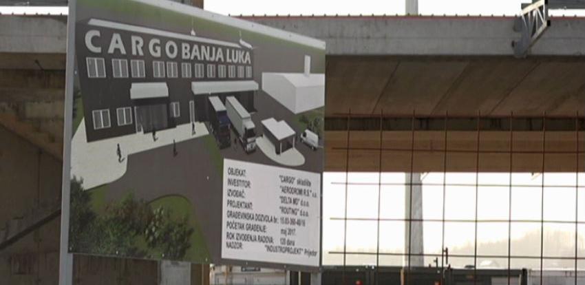 Izgradnja kargo centra Aerodroma Banja Luka ponovo na početku