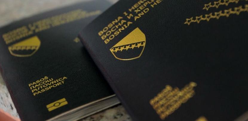 U BiH 2.200 diplomatskih pasoša