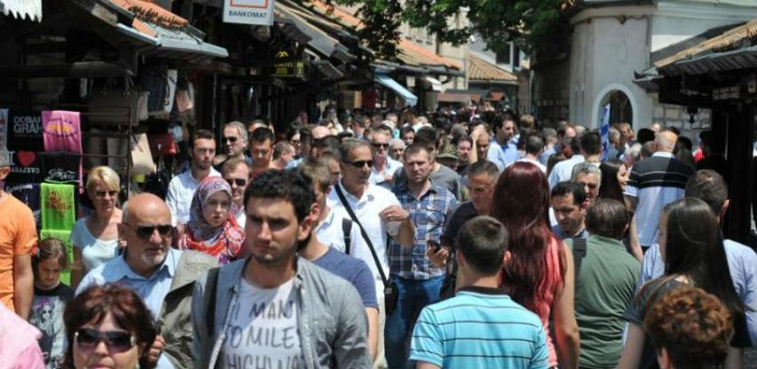 U januaru za 15,3 posto više turista