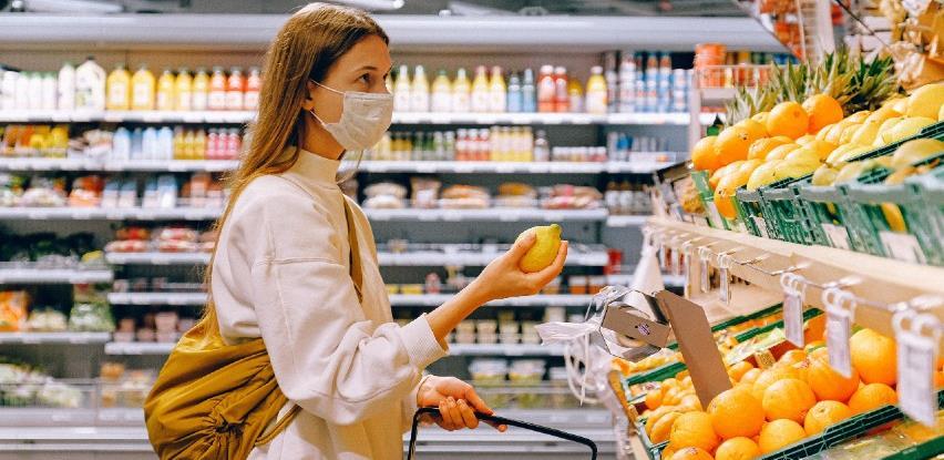 Prosječna potrošnja domaćinstava ne može se poistovijetiti s potrošačkom korpom