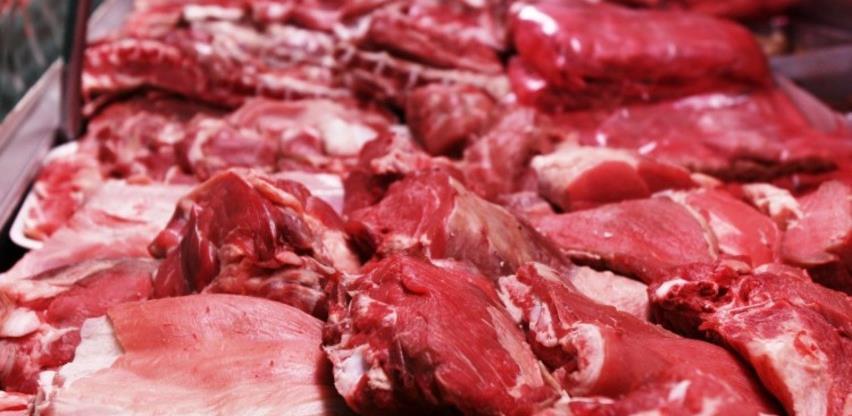 Izvoz mesa i mesnih prerađevina iz BiH veći za 93,15 posto