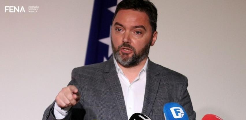 Košarac: Odluka Hrvatske o odlagalištu na granici BiH je skandalozna