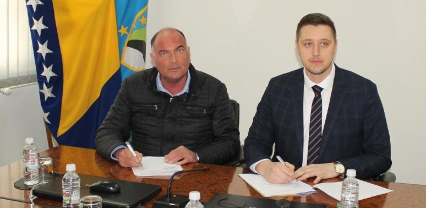 Počinje izgradnja sekundarne mreže toplifikacije na području Grada Živinice