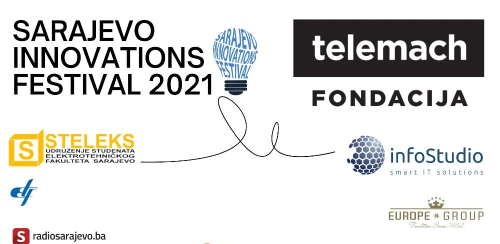 "Telemach fondacija podržala ""Sarajevo Innovations Festival 2021"""