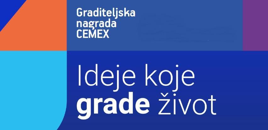 Otvoren konkurs za Graditeljsku nagradu CEMEX