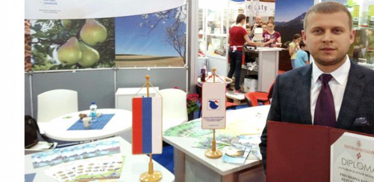 Privredna komora RS-a dobila Veliku zlatnu medalju u Novom Sadu