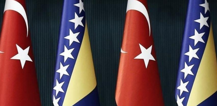 Turska donijela odluku o ratifikaciji Sporazuma o slobodnoj trgovini sa BiH