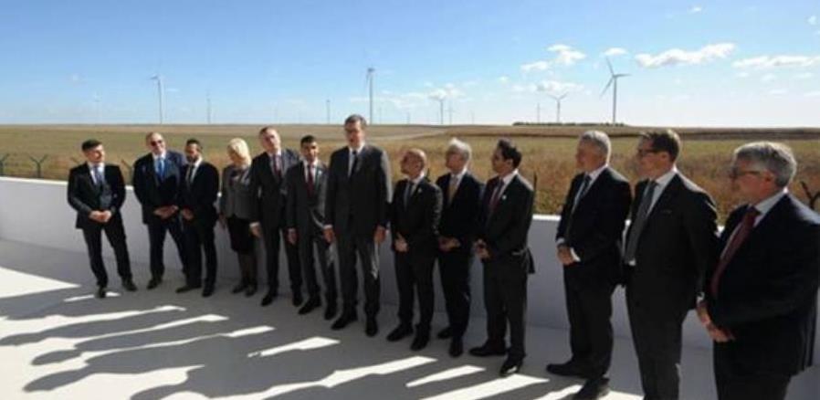 Otvoren najveći vjetropark na Zapadnom Balkanu