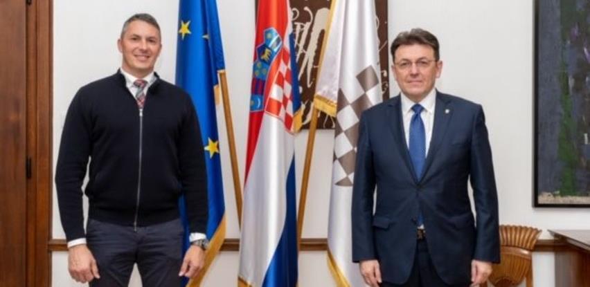 Suradnju BiH i Hrvatske može ojačati Luka Ploče