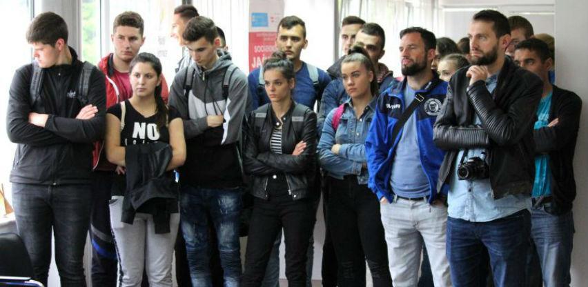 U Srebrenici održan drugi sajam preduzetništva Moj grad, moj brend