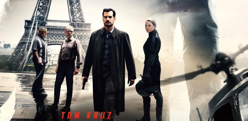 Svjetska premijera filma Nemoguća misija u Cinemi