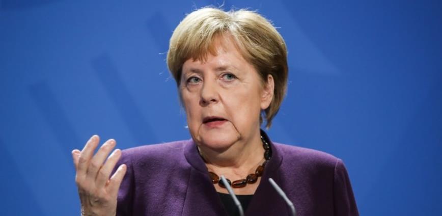 Merkel: Njemačka u vanrednoj situaciji zbog koronavirusa, brza pomoć privredi