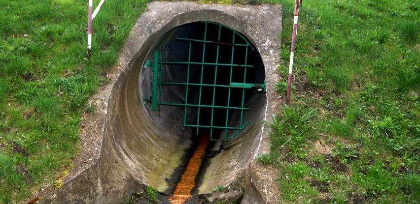 Pri ispuštanju otpadnih voda firme obavezne provoditi uslove iz vodne dozvole