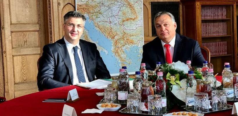 Mađarska spremna pomoći u otkupu MOL-ovih dionica Ine