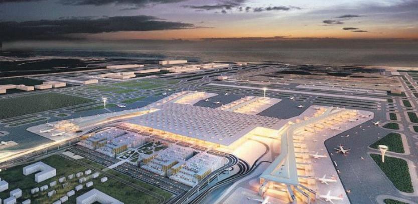 Otvara se prva etapa najvećeg aerodroma na svijetu, pogledajte kako izgleda