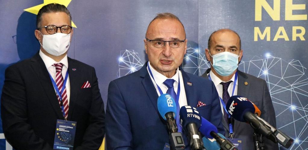 Grlić Radman: Republika Hrvatska iskreni zagovaratelj BiH na putu u EU (VIDEO)