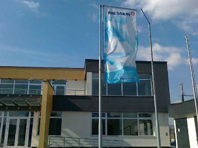 Messer će investirat pet mil. KM u proizvodnju ugljendioksida u BiH