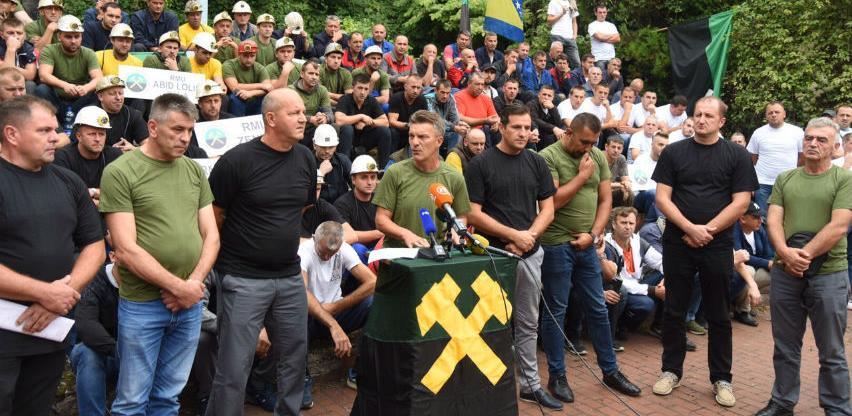 Samostalni sindikat radnika rudnika FBiH podržao Inicijativu 20+5+6 UPFBiH