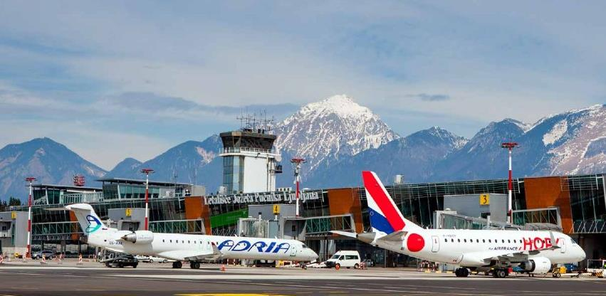 Slovenska vlada za 2021. nudi aviokompanijama 5 milijuna eura subvencija