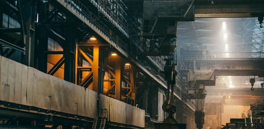 Industrijska proizvodnja za devet mjeseci u padu 8,2 posto