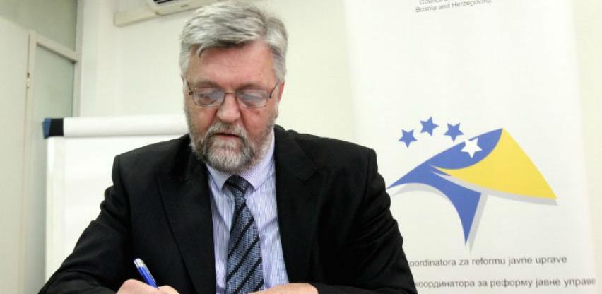 Ćuzulan: Još nije usvojen strateški okvir za reformu javne uprave 2018-2022.