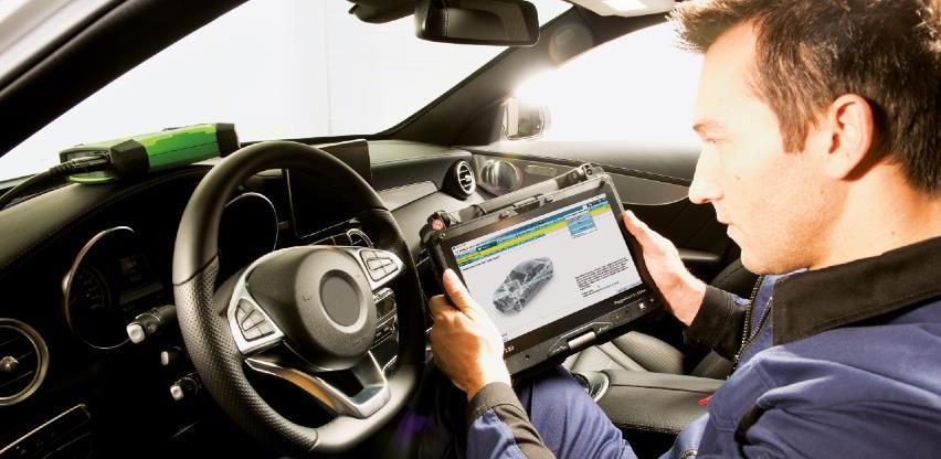 Tvrtka Bosch razvila sustav za jednostavan pristup zaštićenim podacima vozila