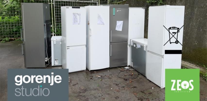 Akcija Staro za novo s popustom: Prikupljen 1.751 komad starih kućanskih aparata
