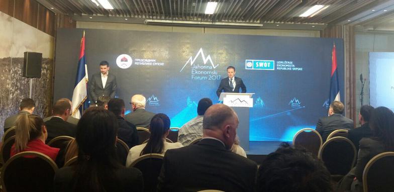 Završen drugi Jahorina ekonomski forum