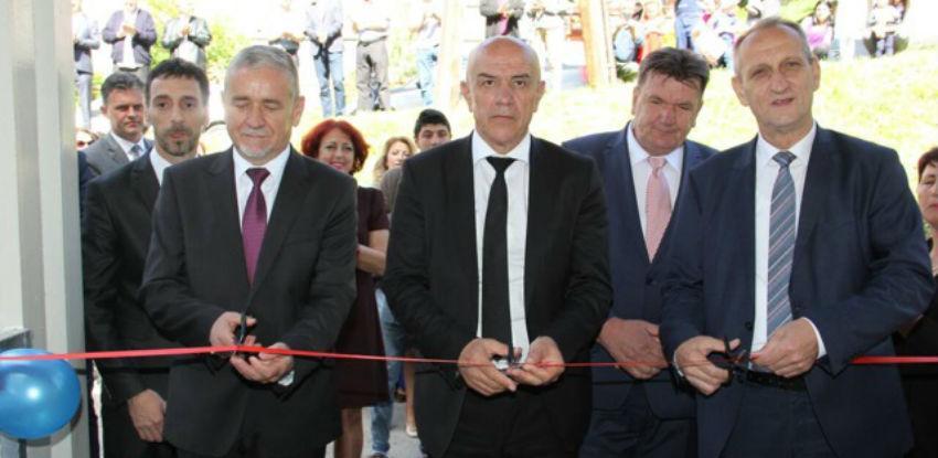 "Završen projekat energijske obnove OŠ ""Vareš Majdan"" u Varešu"
