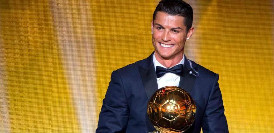 Cristiano Ronaldo peti put osvojio Zlatnu loptu