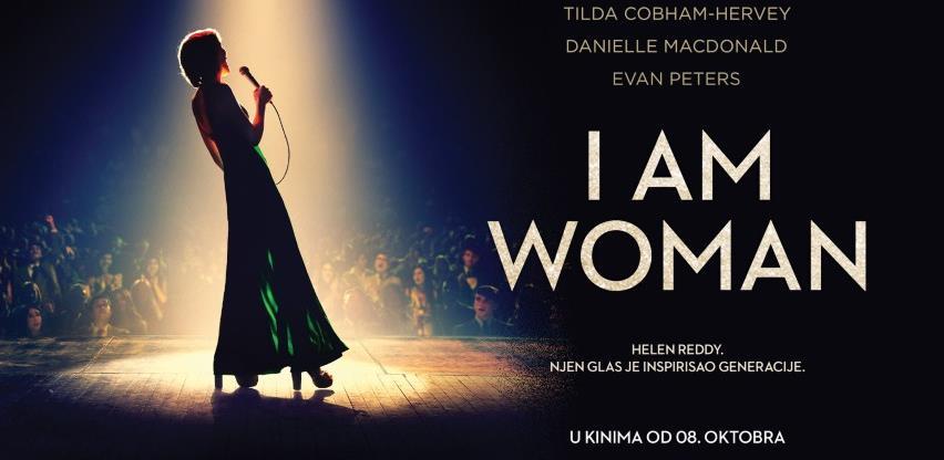 """U kinima priča o ženi čiji je glas nadahnuo mnoge """"I am woman"""""""