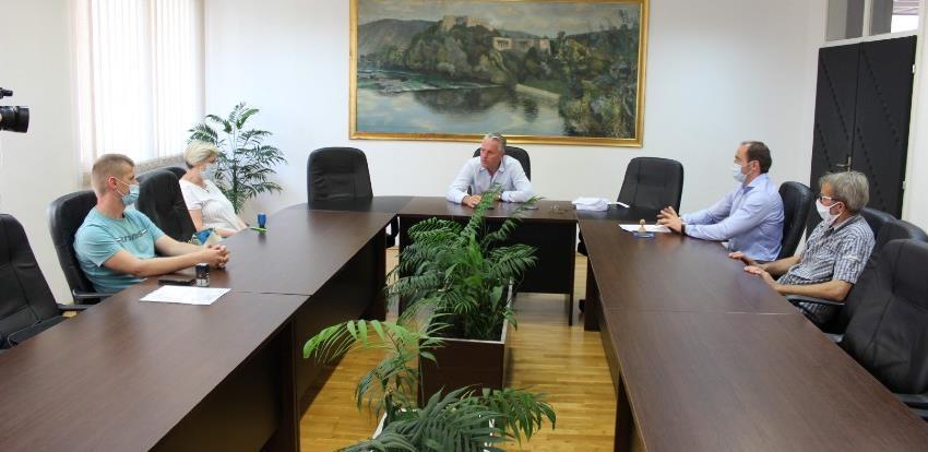 Potpisani ugovori za nastavak izgradnje zgrade Opće gimnazije u Bosanskoj Krupi