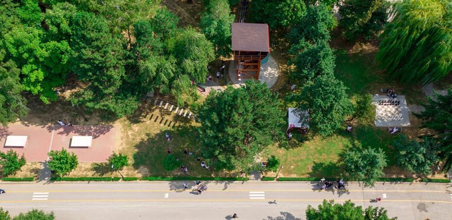 """Centar """"Safet Zajko"""": Otvoren prvi adrenalin park u glavnom gradu BiH"""