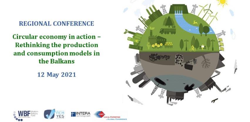 Besplatna online regionalna konferencija otkriva sve tajne o kružnoj ekonomiji