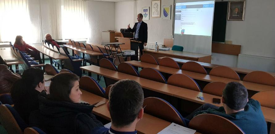 SEVOI grupa BH u bolnici Irfan Ljubijankiću Bihaću implementirala FUK