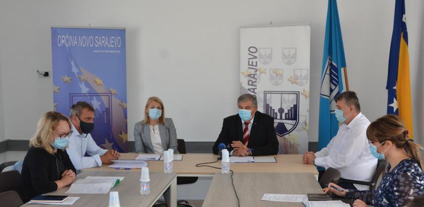 Potpisan ugovor o izgradnji vodovodne mreže u ulicama Ruđera Boškovića i Humska