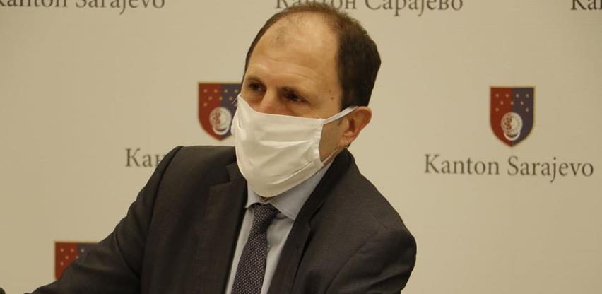 Nenadić obustavio godišnje odmore članova Kriznog štaba
