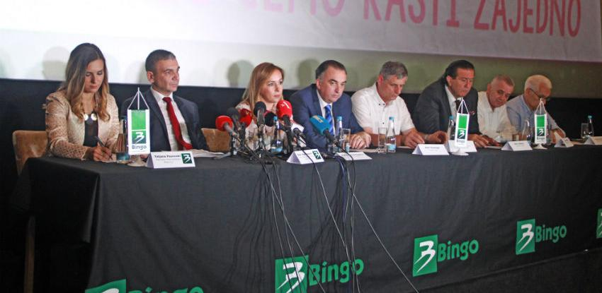 Bingo obilježava 25. godišnjicu: I dalje ćemo rasti zajedno