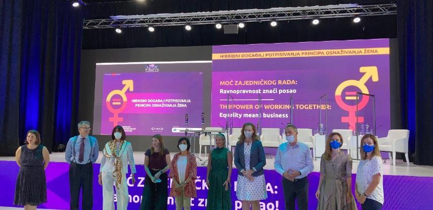 """Saradnja Bicom Systems i ITGirls: Potpisani """"Principi osnaživanja žena"""""""