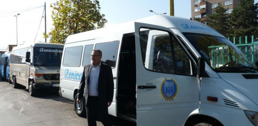 """Zenicatrans"" za sada zadržava licencu, Grad Zenica mora preuzeti porezni dug"