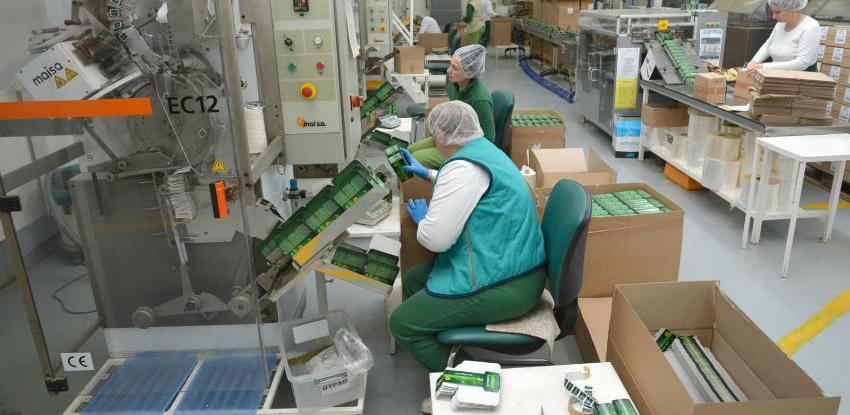 Rast industrijske proizvodnje u Hrvatskoj među najvećima u EU
